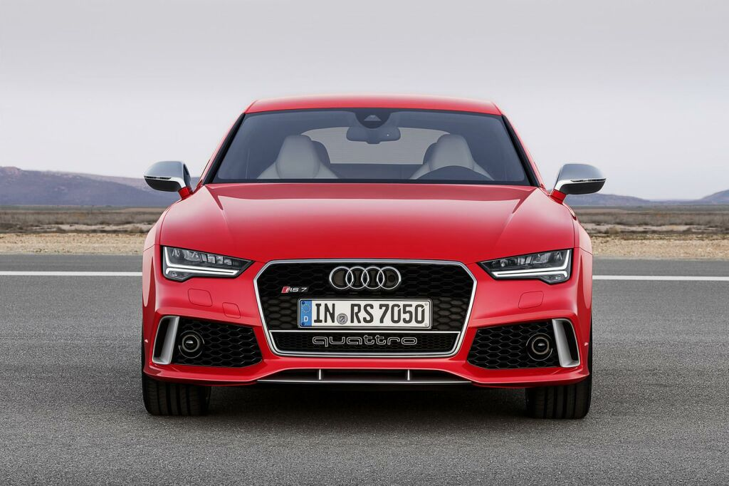 2015 Audi RS7 Sportback facelift 4 Audi launches 2015 RS7 facelift