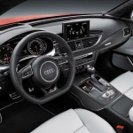 2015 Audi RS7 Sportback facelift Interior (1)