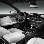 2015 Audi RS7 Sportback facelift Interior (2)