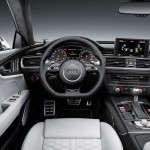 2015 Audi RS7 Sportback facelift Interior (3)