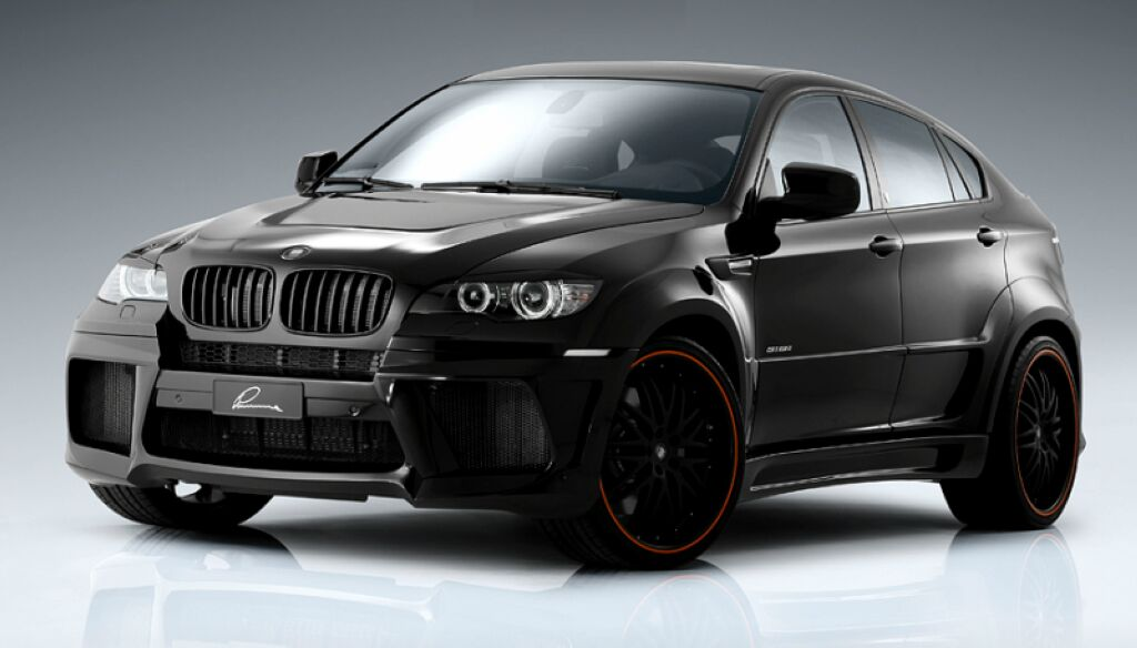 2015 BMW X6 M Sport BMW reveals the first pictures of the 2015 X6 M Sport