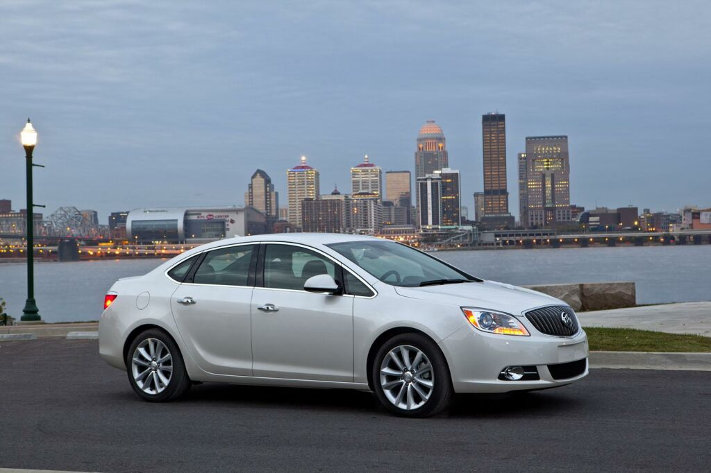 2015 Buick Verano Turbo 1 Buick launches updated Verano for 2015