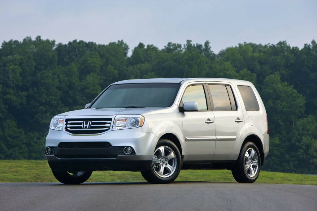 2015 Honda Pilot Special Edition 1 Honda Launches 2015 Special Edition Pilot