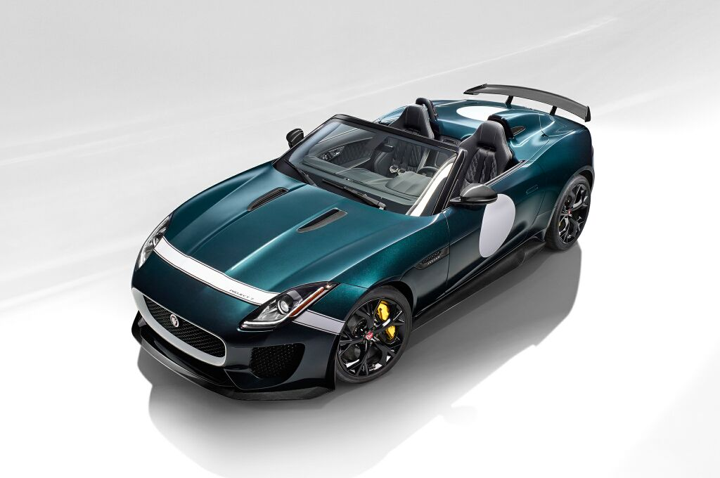 2015 Jaguar F Type Project 7 2 2015 Jaguar F Type Project 7 details