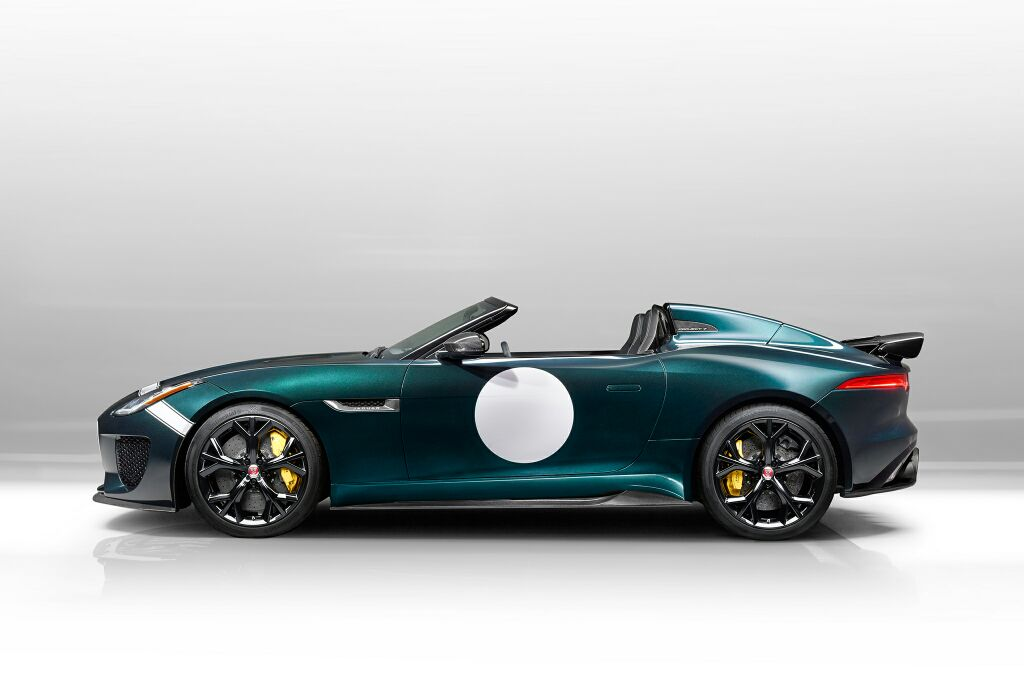2015 Jaguar F Type Project 7 4 2015 Jaguar F Type Project 7 details