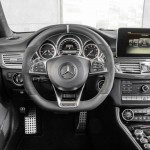 2015 Mercedes-Benz CLS facelift Interior (1)