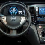 2015 Nissan e-NV200 Interior
