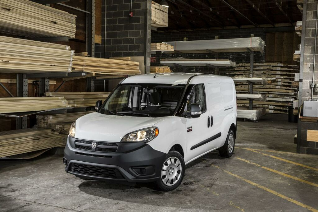 2015 Ram ProMaster City 3 2015 ProMaster City from Ram Trucks is unveiled