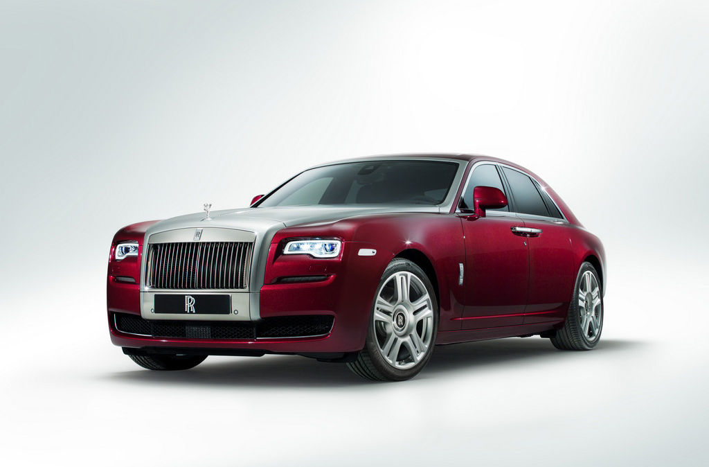 2015 Rolls Royce Ghost Series II 1 2015 Rolls Royce Ghost Series II has arrived