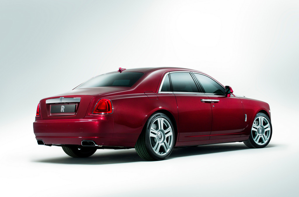 2015 Rolls Royce Ghost Series II 2 2015 Rolls Royce Ghost Series II has arrived