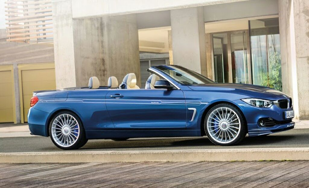 Alpina B4 Bi Turbo Convertible Alpina reveals '2015 B4 Bi Turbo' Coupe and Convertible