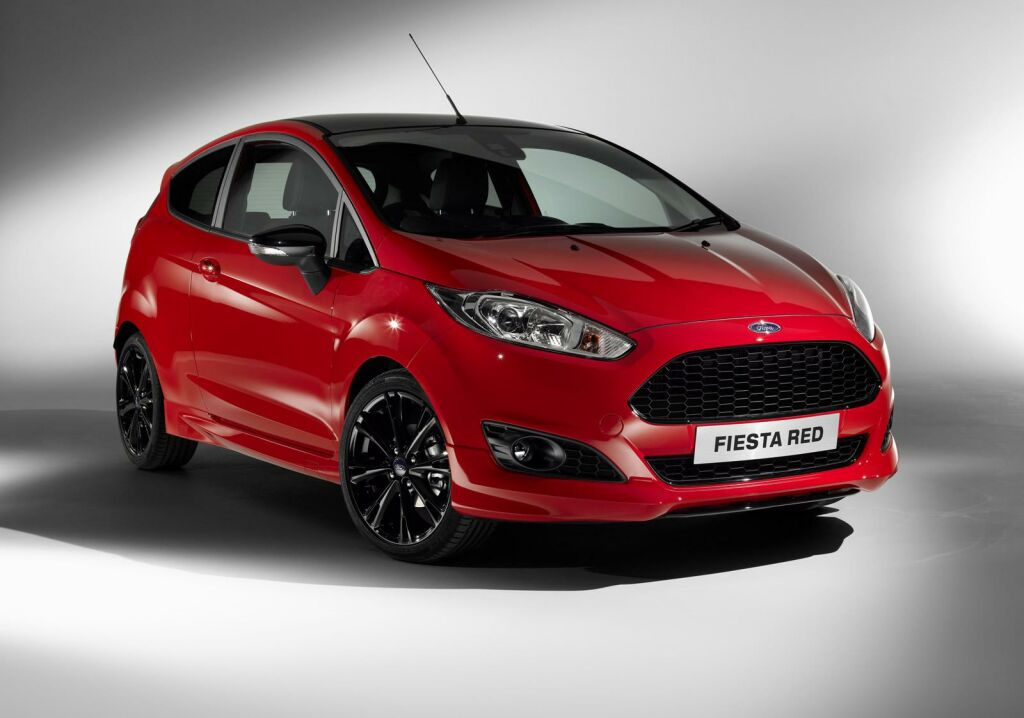 Ford Launches Stunning 2015 Limited Edition Fiesta