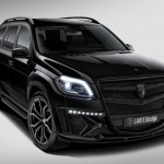 Larte Design Mercedes GL Black Crystal (1)
