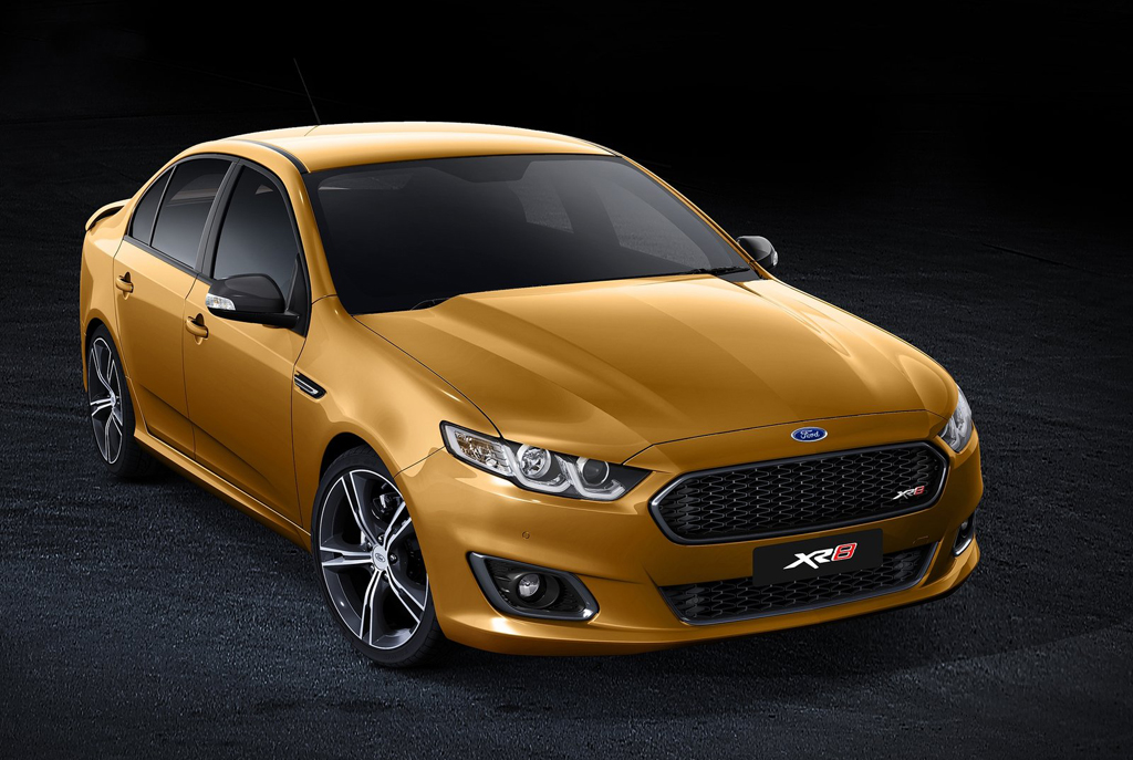 2014 Ford Falcon XR8 New Ford Falcon XR8 2014 ready for launch in Australia