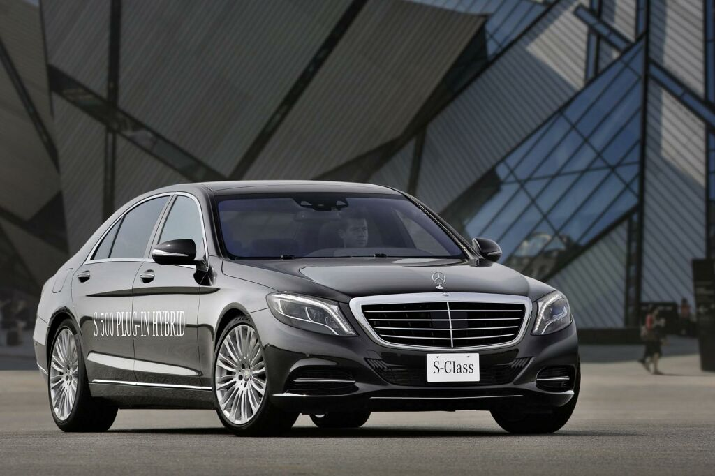 2014 Mercedes Benz S500 Plug In Hybrid 1 Mercedes S500 hybrid ready to launch