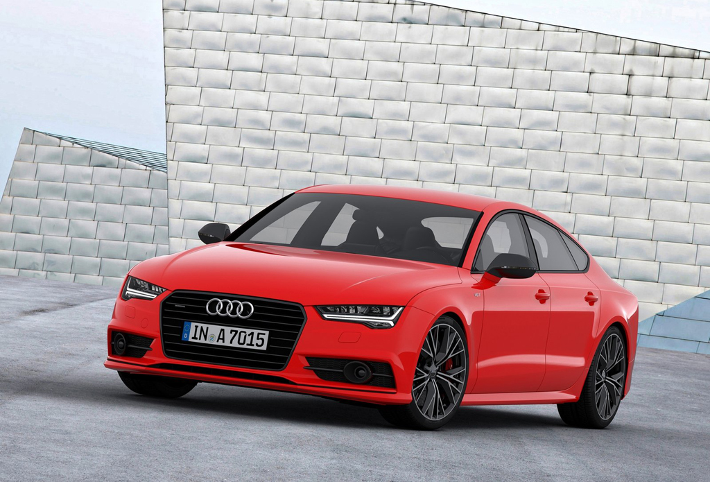 2015 Audi A7 Sportback 3.0 TDI Competition 1 Audi celebrates TDI technology with special edition of 2015 A7 sportback
