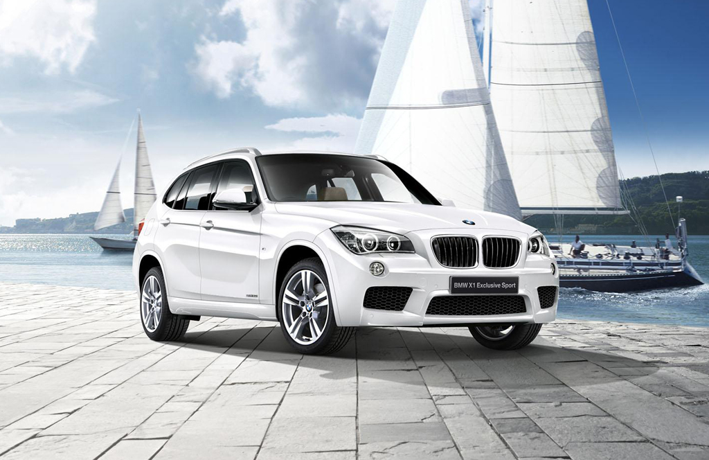 2015 BMW X1 Exclusive Sport 1 BMW launch Japan only 'X1 Exclusive Sport'