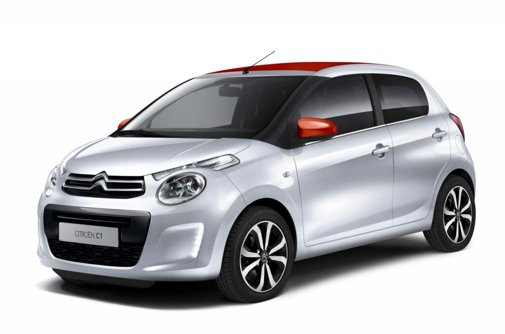 2015 Citroen C1 1 Citroen launches new generation 'C1'