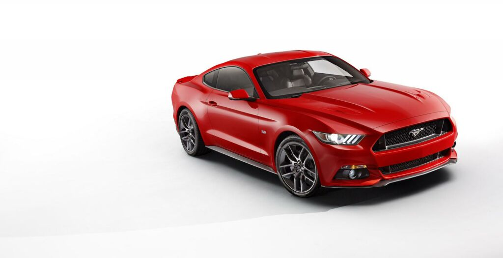2015 Ford Mustang 4 2015 Ford Mustang gets a performance pack
