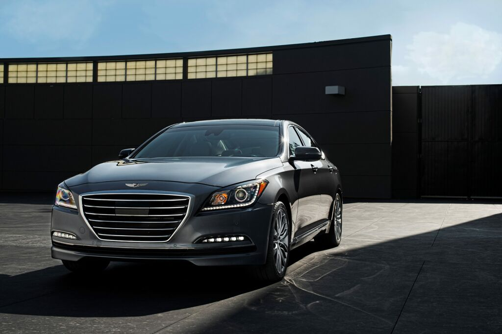 2015 Hyundai Genesis 1 Hyundai launching the second generation '2015 Genesis'