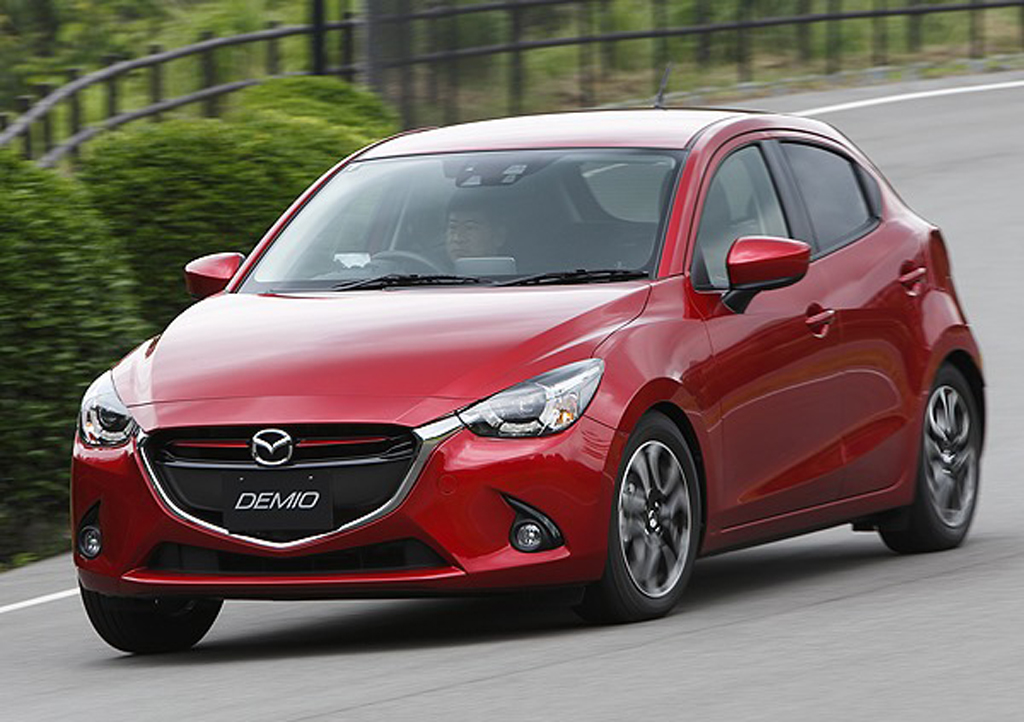 2015 Mazda 2 Demio 1 New 2015 Mazda 2 ready for release