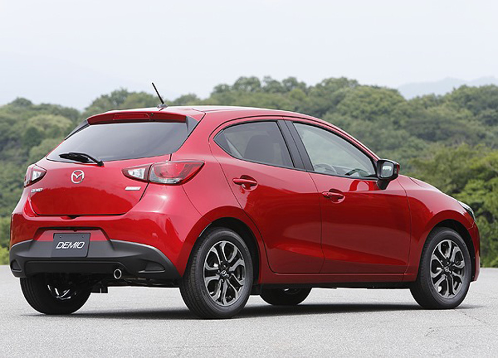 new 2015 mazda 2 ready for release