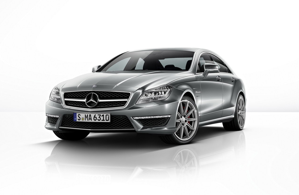 2015 Mercedes Benz CLS63 AMG 1 2015 Mercedes 'CLS 63 AMG' out now