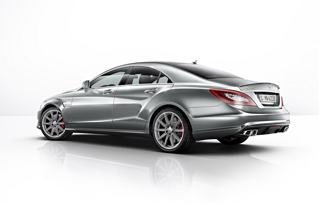 2015 Mercedes Benz CLS63 AMG 2 2015 Mercedes 'CLS 63 AMG' out now