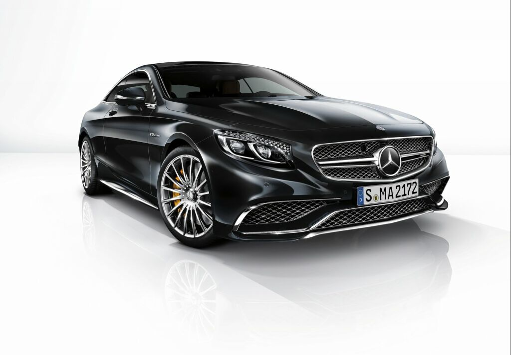 2015 Mercedes Benz S65 AMG Coupe 1 2015 'Mercedes S65 AMG Coupe'  Ultimate blend of Sports and Luxury