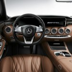 2015 Mercedes-Benz S65 AMG Coupe Interior (1)