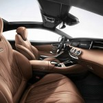 2015 Mercedes-Benz S65 AMG Coupe Interior (2)