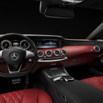 2015 Mercedes S500 Coupe Interior (1)