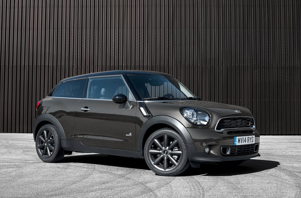 2015 Mini Paceman 21 2015 Mini Paceman features
