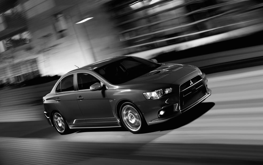 2015 MitsubishiLancer Evo 1 Mitsubishi launches 2015 Lancer Evo in the USA