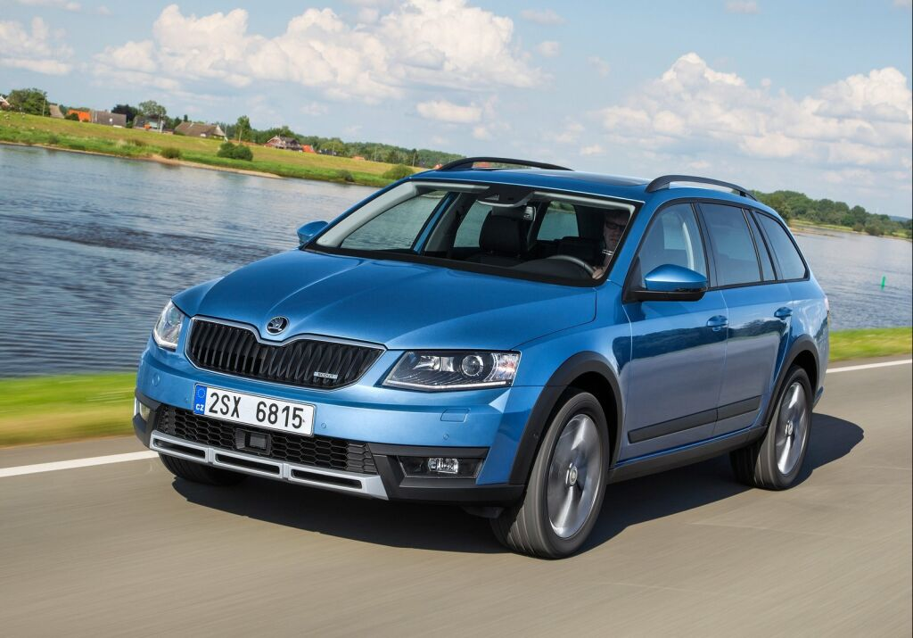 2015 Skoda Octavia Scout 1 Second Generation 2015 Skoda Octavia Scout is here