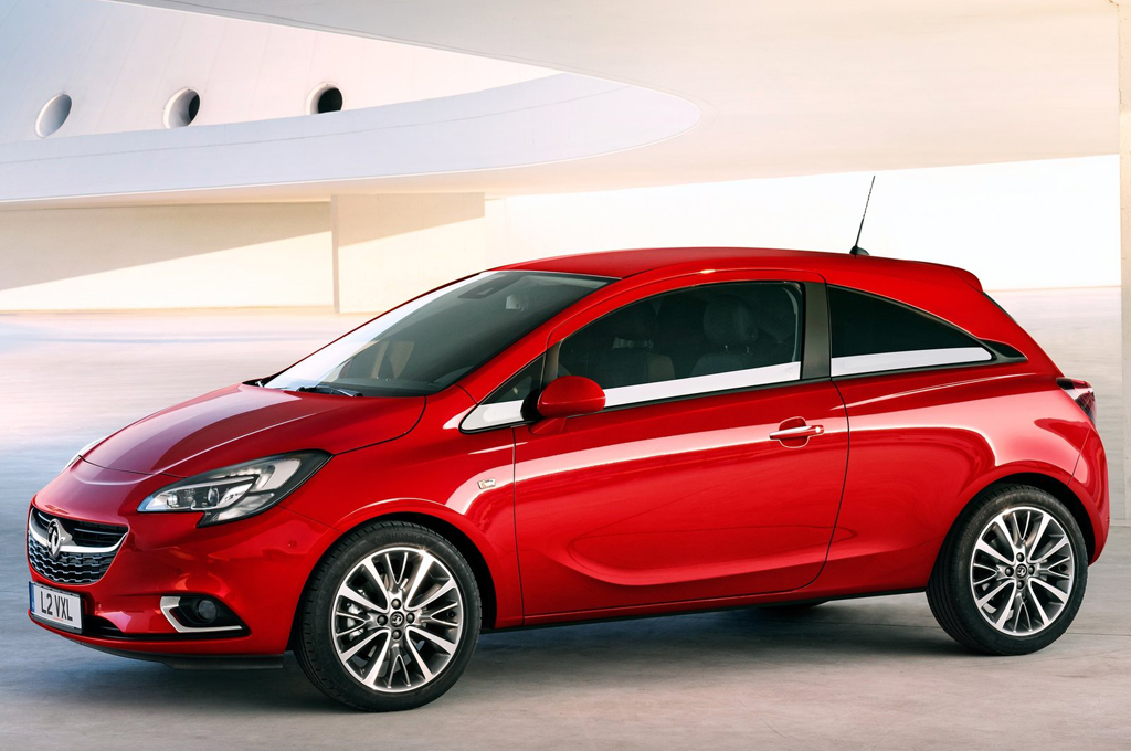 2015 Vauxhall Corsa 1 2015 Vauxhall Corsa ready for release