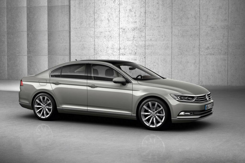 2015 Volkswagen Passat 1 Volkswagen ready with Stylish New 2015 Passat