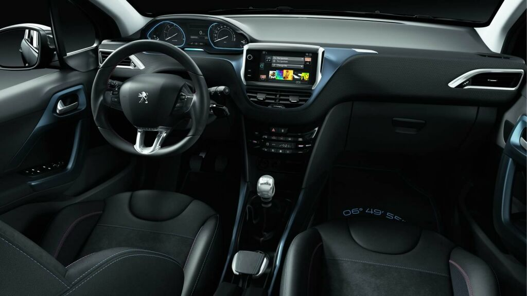 Peugeot 2008 and 3008 Crossway Interior 3 Peugeot reveals Crossway special editions for 2008 and 3008