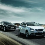 Peugeot 3008 and 2008 Crossway
