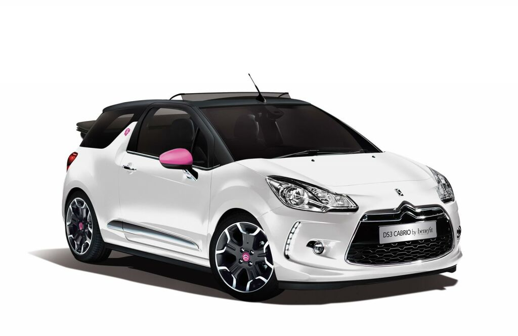 2014 Citroen DS3 Cabrio DStyle 1 The Stylish, '2014 DS3 Cabrio DStyle' from Citroen