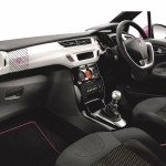 2014 Citroen DS3 Cabrio DStyle Interior