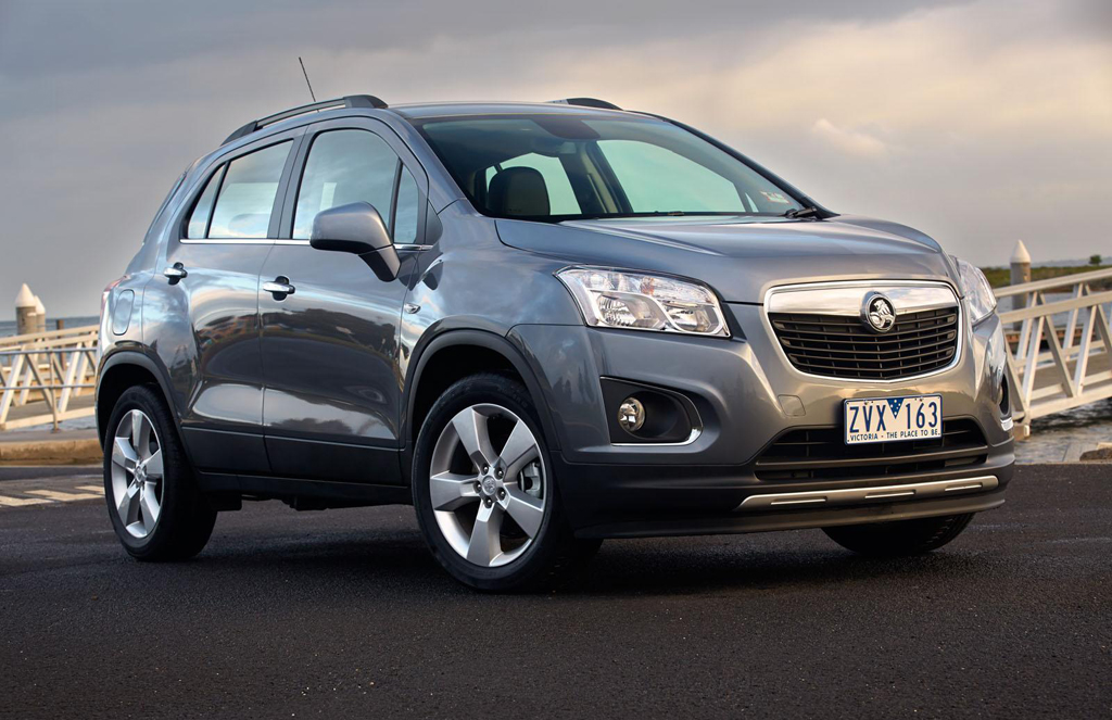 2014 Holden Trax LTZ Turbo Holden releases new range topping 2014 Trax LTZ