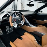 2014 Toyota FT-1 Graphite Concept Interior (3)