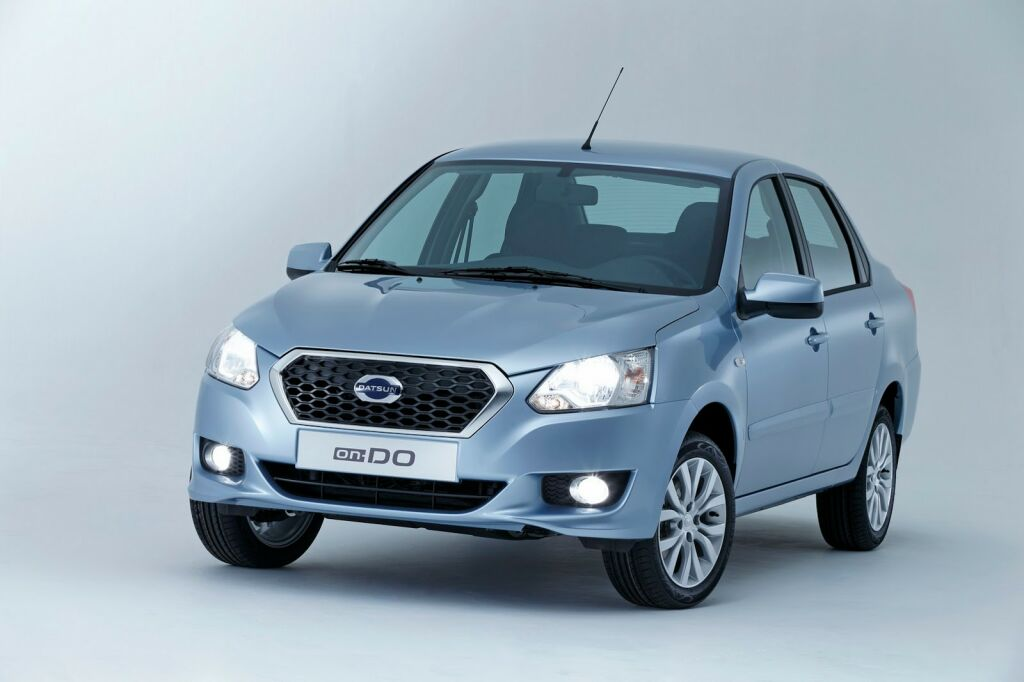2015 Datsun on DO 1 2015 Datsun on DO sedan details