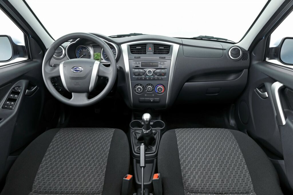 2015 Datsun on DO Interior 1 2015 Datsun on DO sedan details