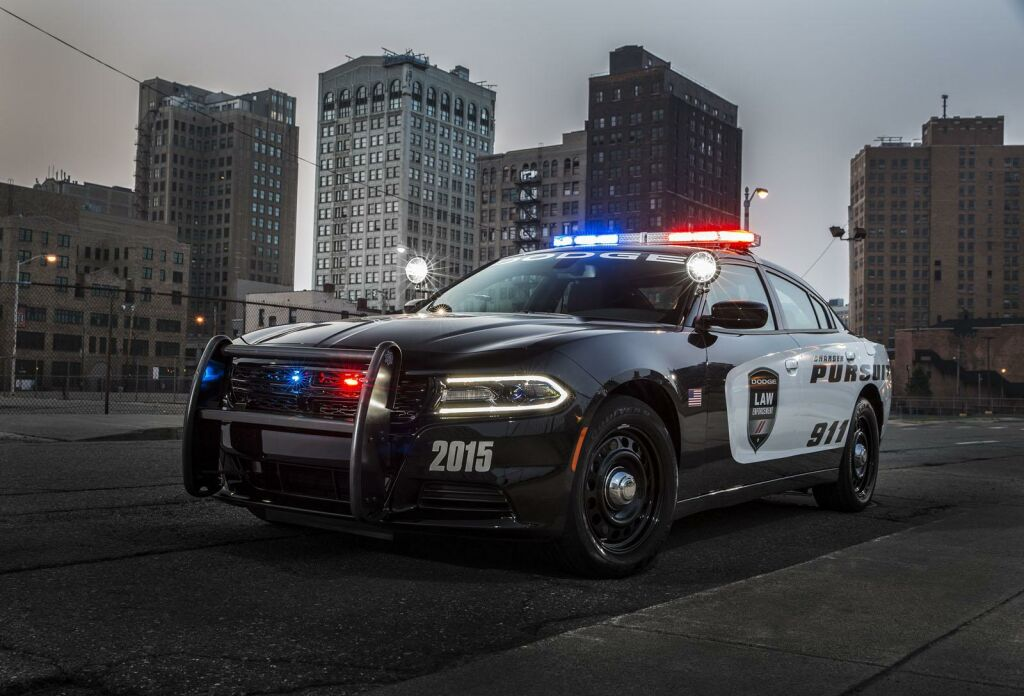 2015 Dodge Charger Pursuit 1 Dodge improves the Charger Pursuit for 2015
