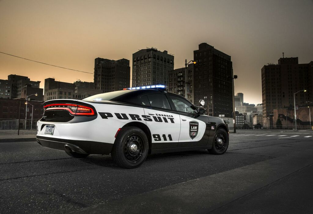 2015 Dodge Charger Pursuit 5 Dodge improves the Charger Pursuit for 2015