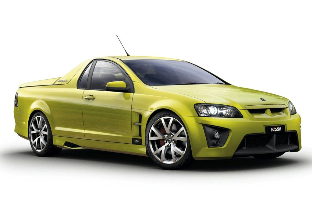 2015 HSV Maloo R8 Ute 2015 HSV GTS Maloo Special Edition