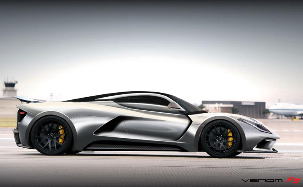 2015 Hennessey Venom F5 1 2015 Hennessy Venom F5: fastest car in the world?