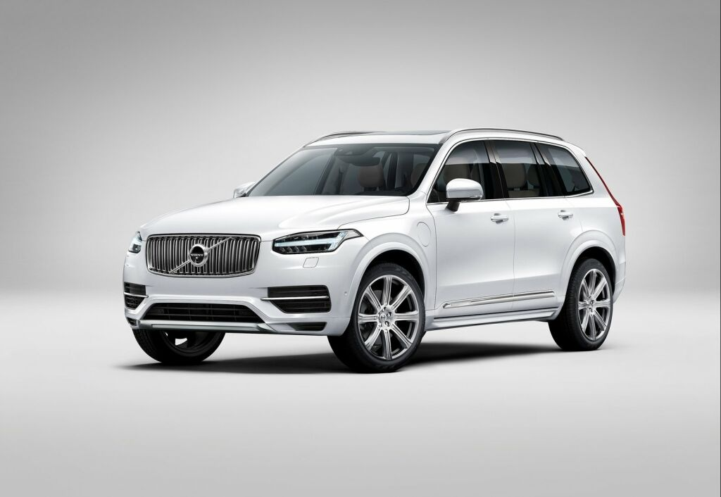 2015 Volvo XC90 1 Volvo unveils second generation '2015 XC90'